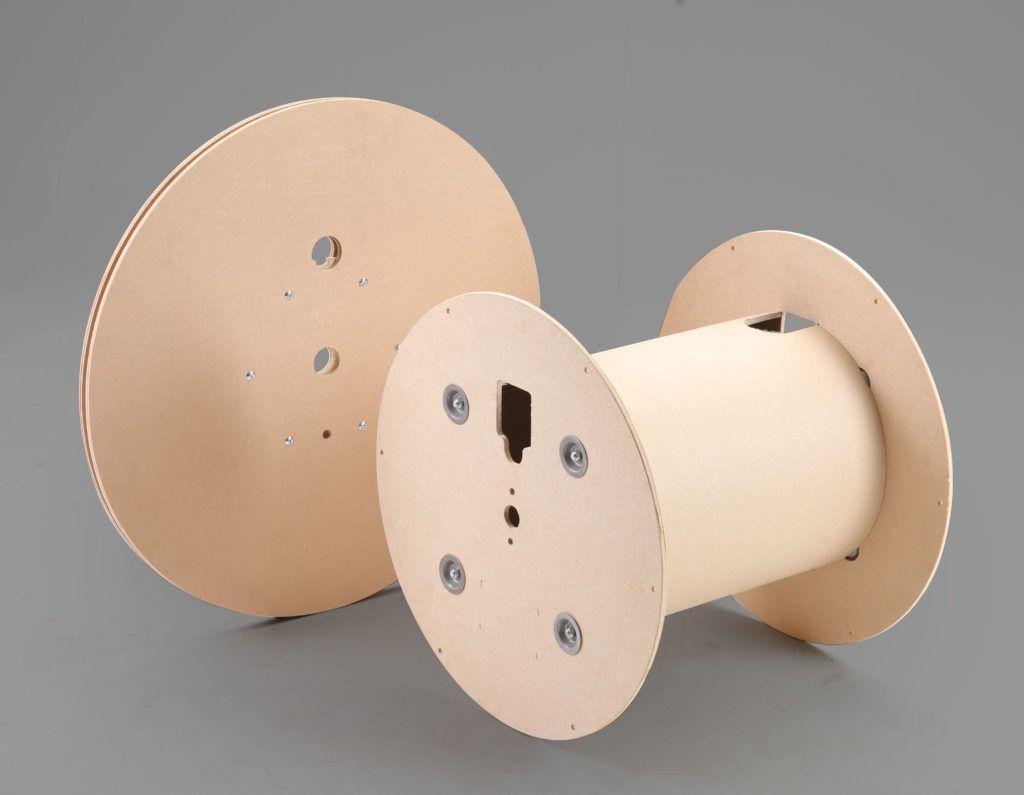 De nouvelles bobines <br>en medium pour élargir <br>notre gamme.